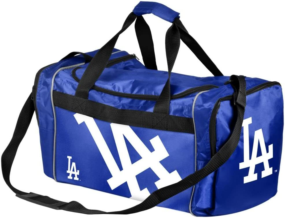 Los Angeles Dodgers Core Duffle Bag : Sports & Outdoors