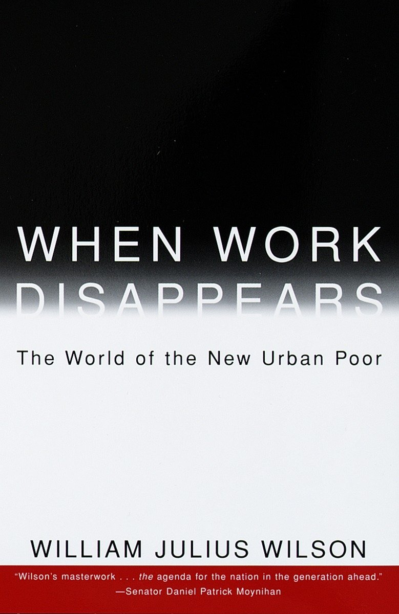 When Work Disappears : The World of the New Urban Poor ...