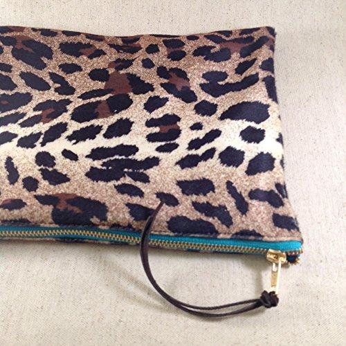 Animal Print Bag
