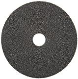Scotch-Brite EXL Unitized Wheel, Silicon Carbide, 6'' Diameter, 4500 rpm, 1'' Arbor, Medium Grit  (Pack of 4)