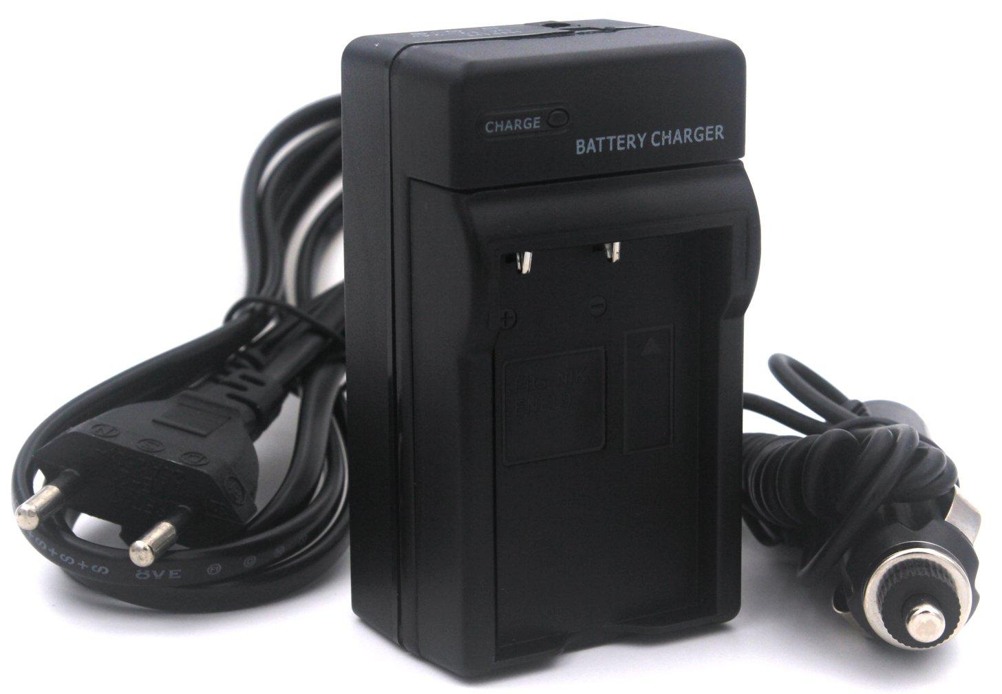 EN-EL9 USB Cargador para Nikon D3000, D40, D40x, D5000, D60 batería de la cámara