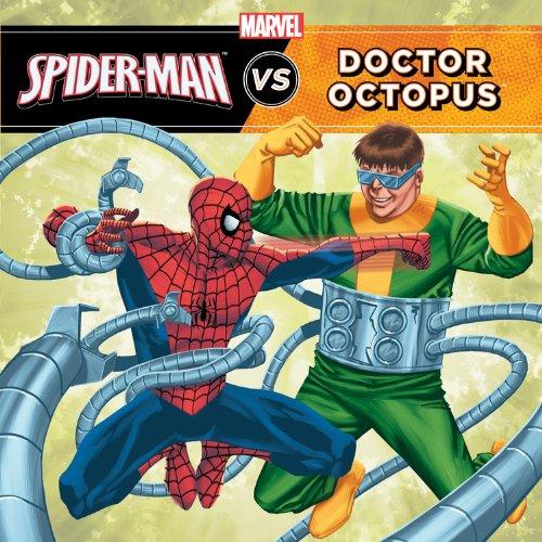 Download The Amazing Spider-Man vs. Doctor Octopus (A Marvel Super Hero vs. Book (ebook)) PDF
