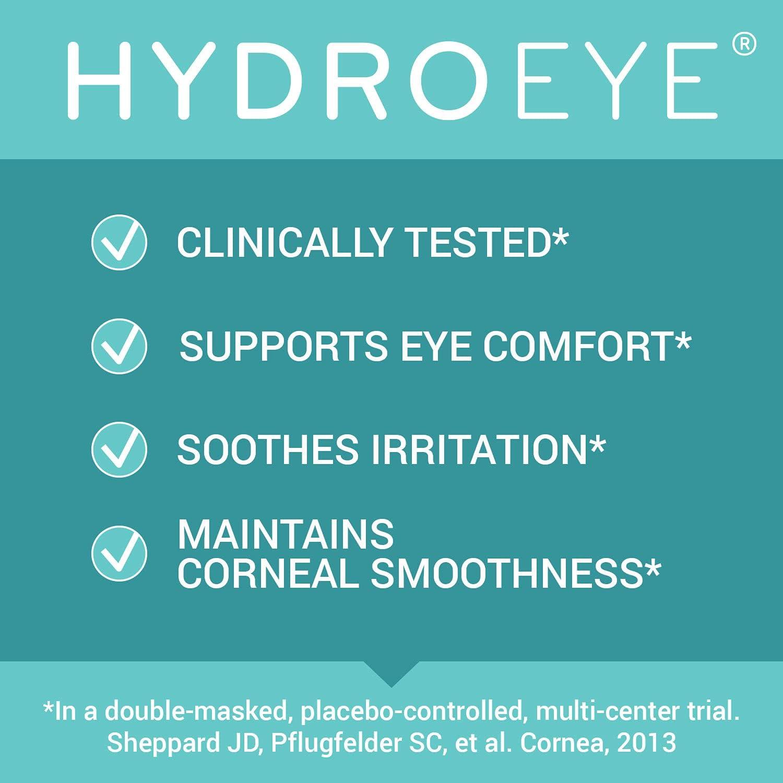 Amazon.com: HydroEye Softgels - Dry Eye Formula - 120 Count: Health &  Personal Care