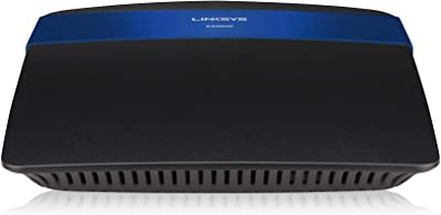 Linksys N750 Wi-Fi Wireless Dual-Band+ Router