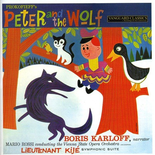Boris - Prokofiev: Peter & The Wolf - Zortam Music