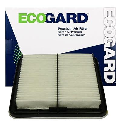 ECOGARD XA5592 Premium Engine Air Filter Fits Subaru Outback 2.5L 2005-2020, Forester 2.5L 2009-2020, Legacy 2.5L 2005-2020, Impreza 2.0L 2012-2016, XV Crosstrek 2.0L 2013-2015: Automotive