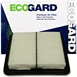 ECOGARD XA5592 Premium Engine Air Filter Fits Subaru Outback 2.5L 2005-2019, Forester 2.5L 2009-2018, Legacy 2.5L 2005-2019,