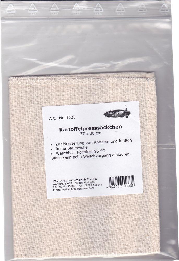 Kartoffelpresss/äckchen zur Herstellung von Kn/ödeln Kl/ö/ßen 37 x 30 cm