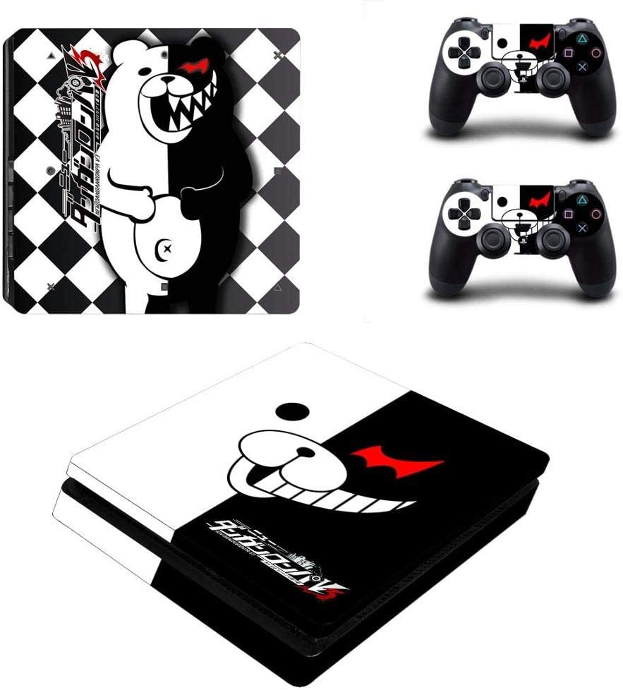 Amazon com: Danganronpa V3: Killing Harmony PS4 Slim Skin