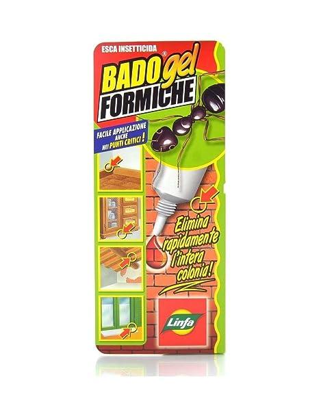 Cebo insecticida para hormigas