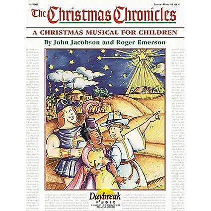 The Christmas Chronicles 2.Amazon Com The Christmas Chronicles A Sacred Musical For