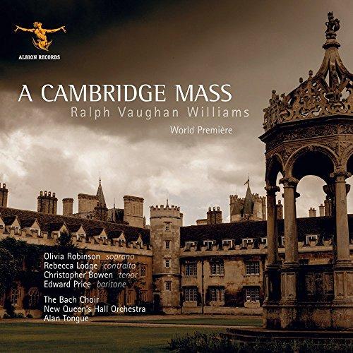 Vaughan Williams: A Cambridge Lots