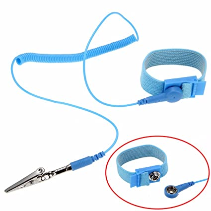 Provided 1*anti Static Esd Wrist Strap 180cm Cable Soft Elastic Band For Comfort Rinsing Resisting Prevent Static Shock Accessory Part Tool Parts