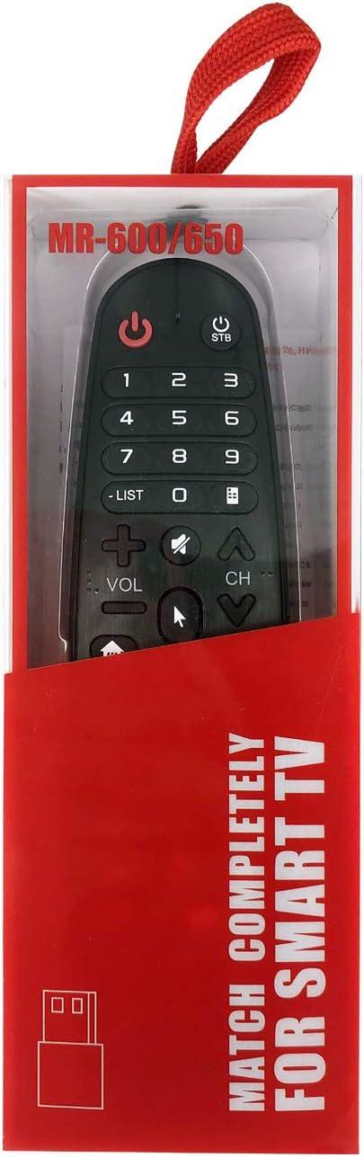 IHANDYTEC MR-600/650 LG Mando a distancia Magic: Amazon.es: Electrónica