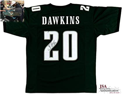 brian dawkins jersey