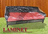 LAMINET - Outdoor Furniture Covers (Clear Cover, Sofa/Glider)