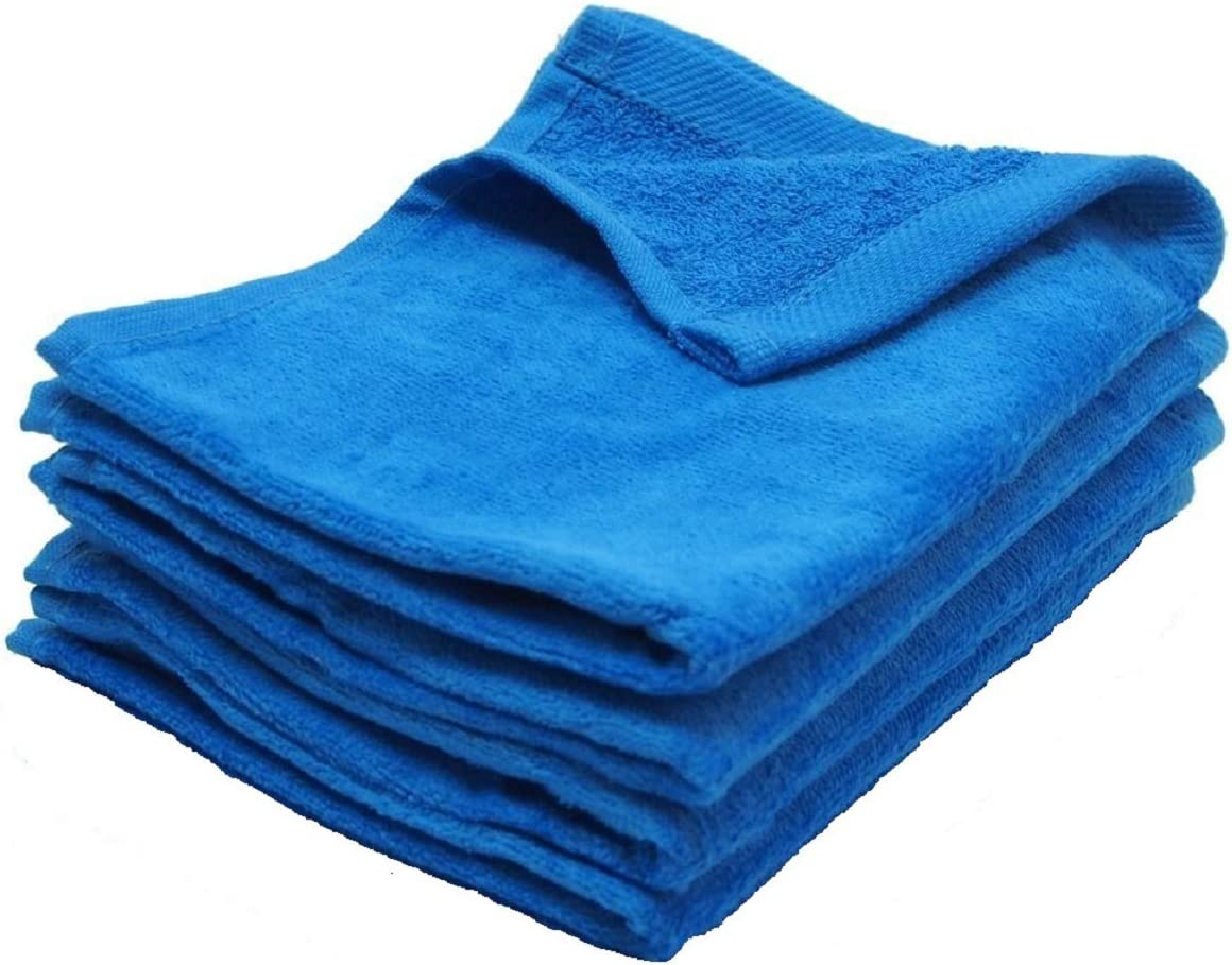 Fingertip Towels Royal Blue 11