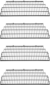 Suncast BMSA7S Vertical Storage Shed Metal Wire Shelf Rack Shelving (4 Pack)
