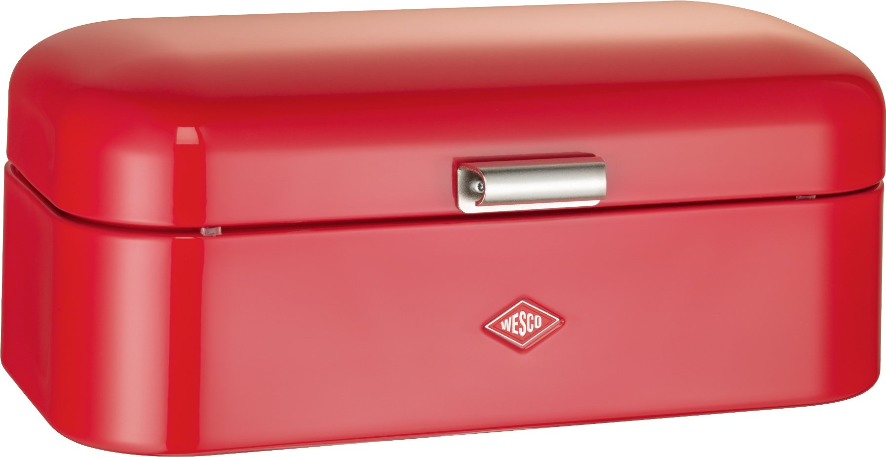 Wesco Grandy - Panera de acero (con recubrimiento electrostático), color rojo product image
