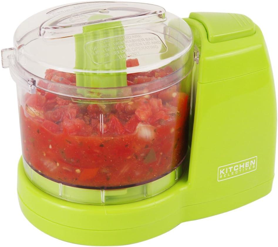 Kitchen Selectives MC-6GR Food Chopper Mini, Green