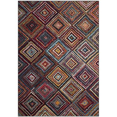 Indoor Rectangle Aruba Multi Rug (8' x 10') by Safavieh