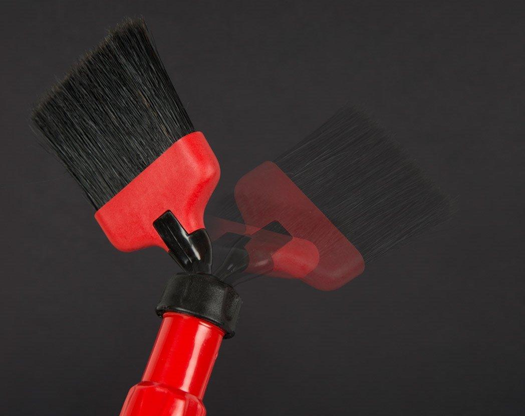 10cm3erErsatz Dekor Maler Farb Profi Walze Roller Painter Set Farbrolle Farbwalze Malerwalze verschiedene Gr/ö/ßen f/ür Silikon Plastik und /Ölfarben geeignet