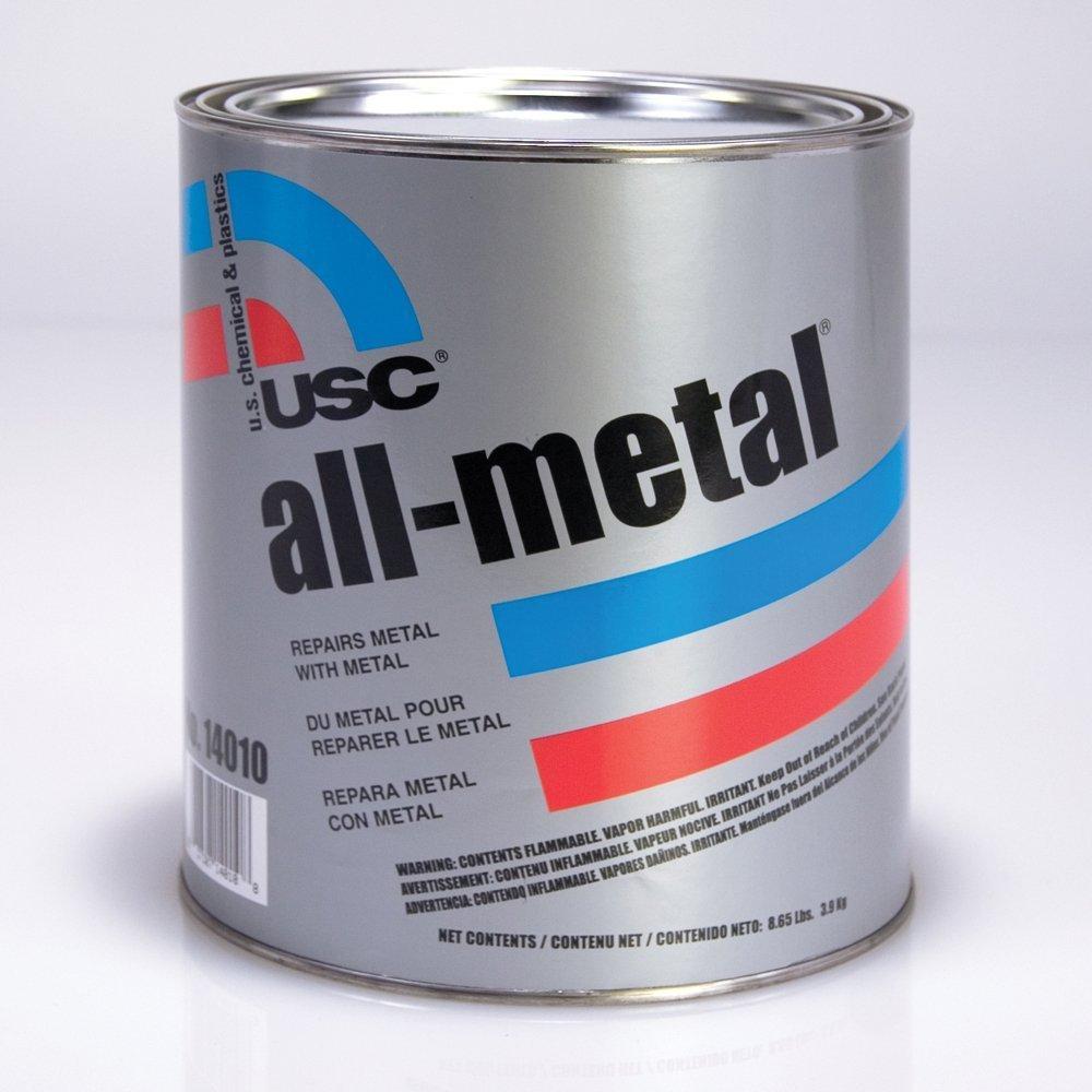 US Chemical All Metal Aluminum Filler/Metal Mender by US Chemical (Image #1)