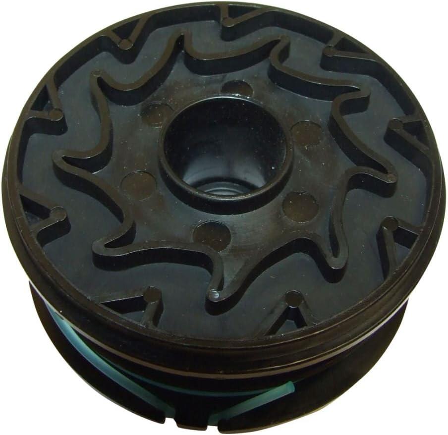 Cover Cap X 3 GL720 GL741 GL7 Black /& Decker Trimmer Strimmer Spool Line X 3