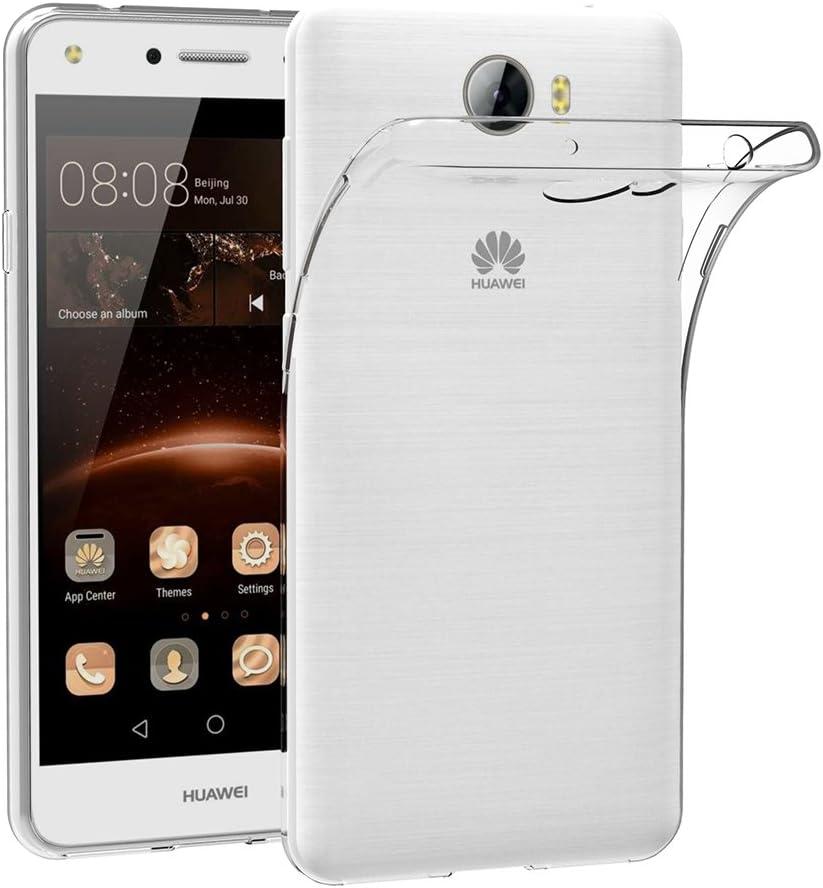 AICEK Funda Huawei Y5 II/Huawei Y6 II Compact, Huawei Y5 II/Huawei ...