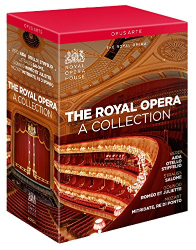 (The Royal Opera - A Collection [Box Set])
