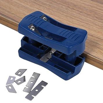 COPYLOVE Edge Banding Trimmer, Mini Plastic PVC Plywood