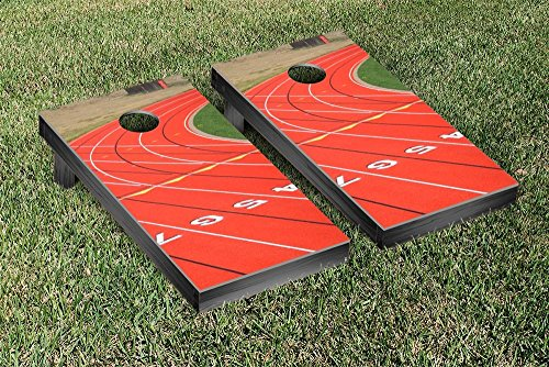 Track and Field Cornhole Game Set by Victory Tailgate
