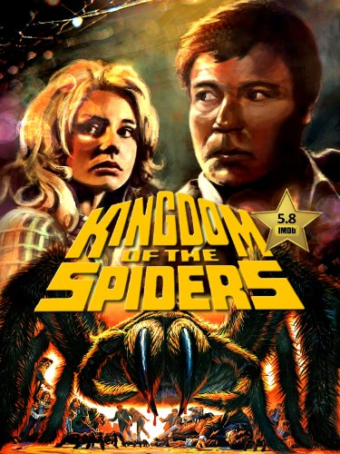 Kingdom of the Spiders [VHS Retro Style] ()