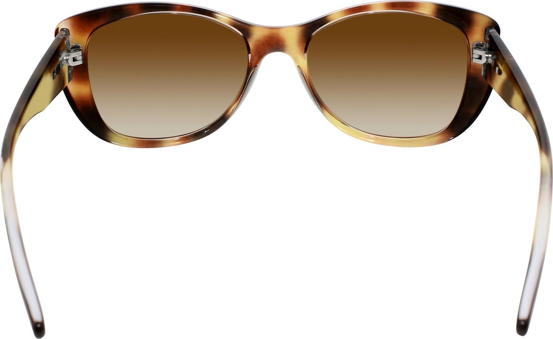 Vogue Unisex Sonnenbrille VO2844S 190913, Braun (Havana 190913), One size (Herstellergröße: 57)