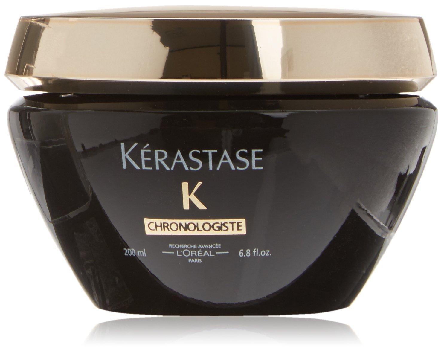 Amazon.com : Crema Kerastase Para El Cabello Maltratado - Revitaliza El Cuero Cabelludo - Tratamiento 6.8 Onzas : Beauty