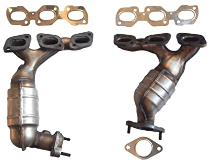 Amazon com: Catalytic Converter for Ford Escape 3 0 V6 (2007-2008
