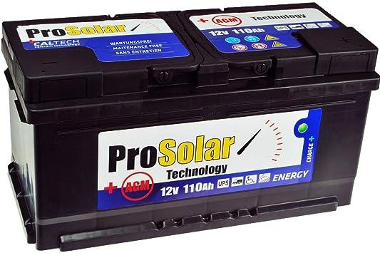 150 Ah 110 Ah 12 V 120 Ah Batteria al gel a energia solare 100 ah
