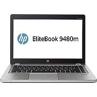 "HP Elitebook Folio 9470m Intel Core i5 3427u 1.80Ghz Processor 8Gb Ram 128Gb Solid State Drive 14.1"" Display Display…"