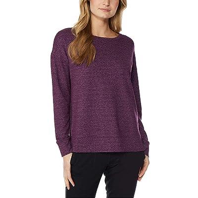 32 DEGREES Ladies' Soft Fleece Top at Amazon Women's Clothing store