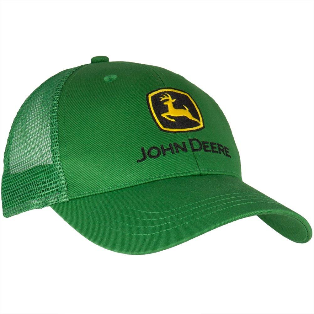 John Deere - Gorra de béisbol - Hombre Verde Verde Talla única: Amazon.es: Ropa y accesorios