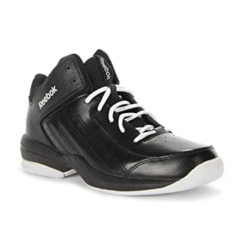 bfa6e7978f01d5 Reebok - FIRST QUARTER ATTACK - Coleur  Black - Taille  45.5  Amazon ...
