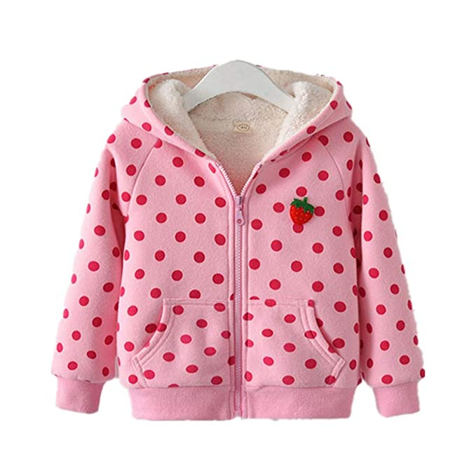 4fd8db53d Amazon.com  BibiCola Winter Girls Jackets Children Kids Fashion ...