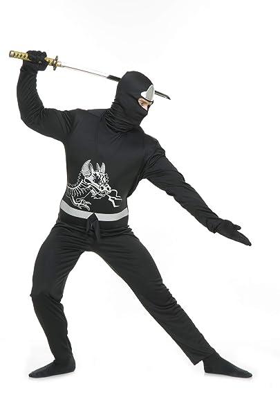 Amazon.com: Adults Mens Black Ninja Avenger Series 2 ...