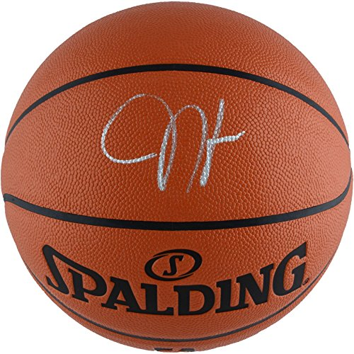 James Harden Houston Rockets Autographed Indoor/Outdoor Basketball - Fanatics Authentic Certified - Autographed...