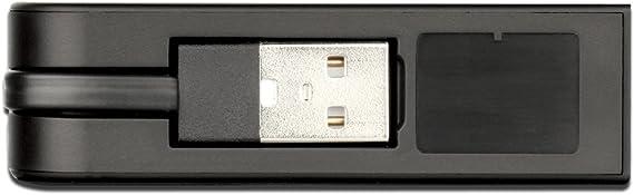 D-Link DUB-E100 - Adaptador Ethernet, con USB 2.0