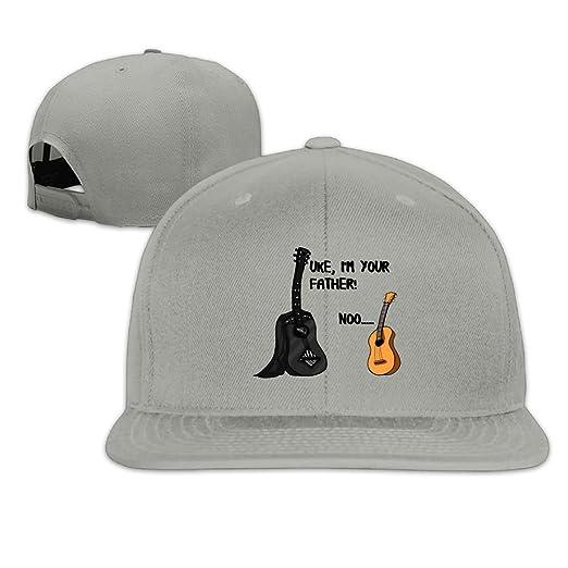 922af2aa1 DGhfs2 Cap Funny Ukulele Men Plain Snapback Hats Dad Adjustable ...