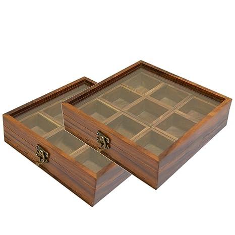 Buy Spectrahut Masala Box Masala Box Holder Kitchen Masala Box