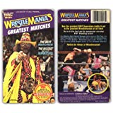 WWF - Wrestlemania's Greatest Matches