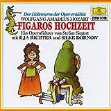 Holzwurm der Oper-Figaros Hochzeit