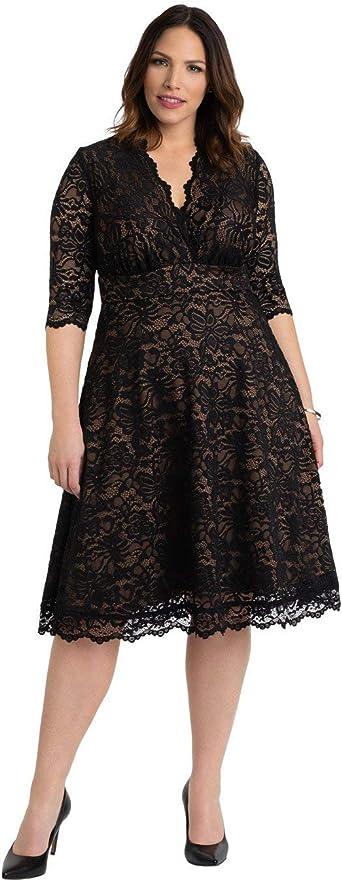 Plus Size Cocktail Dress